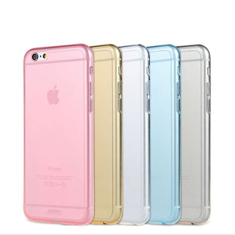 Noosy Tpu Soft For Iphone 6 Tp03 6 Pink 453dbt aliexpress buy clear transparent soft silicon 0 3mm tpu for iphone 4 4s 5 5se