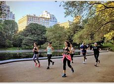 Exercising in Central Park - Top Activities to Keep You in ... Kids Exercising