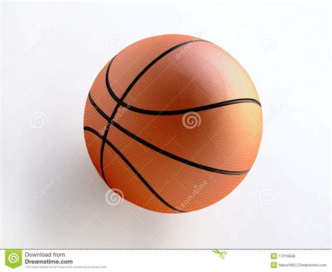 orange color basketball royalty free stock photos image 17219848