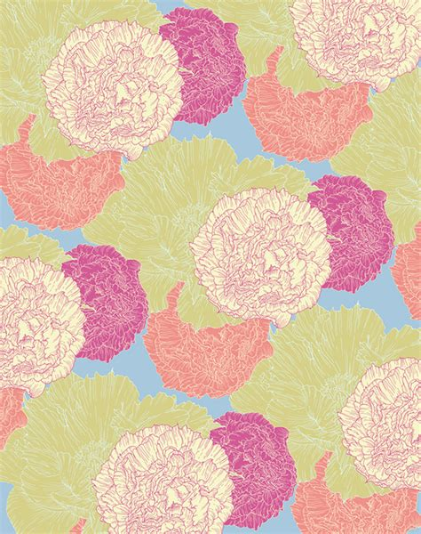 pattern colorway textile surface patterns on pantone canvas gallery