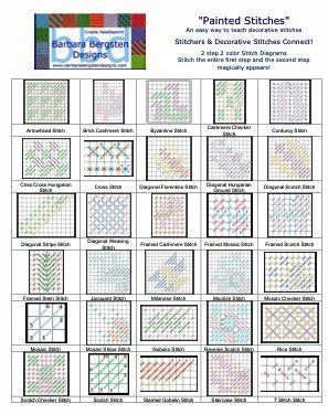 needlepoint stitch diagrams stitch diagrams needlework