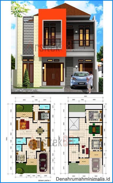 denah rumah 2 lantai model 2018 denah rumah 2 lantai 14 denah rumah minimalis 2 lantai modern sederhana 2018