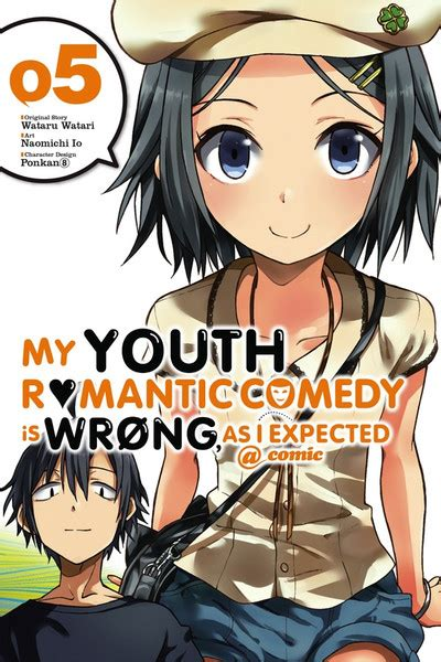 My Youth Comedy Is Wrong As I Expected Vol 2 my youth comedy is wrong as i expected volume 5