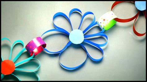 Craft Works With Paper - paper flowers craft works diy crafts and craft