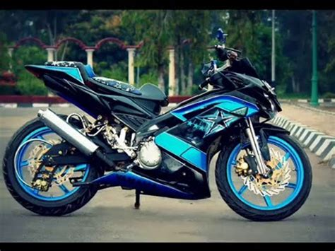 Modifikasi Jupiter Mx 135 modifikasi yamaha jupiter mx 135