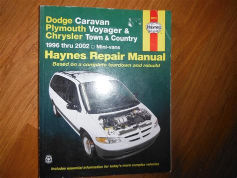 motor auto repair manual 2002 chrysler voyager electronic toll collection 1996 2002 dodge caravan voyager chrysler t c service manual central nanaimo parksville