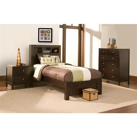 platform bed bookcase headboard solana twin platform bed bookcase headboard cappuccino