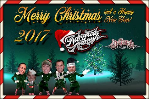merry christmas 2017 closing dates advanced airbrush