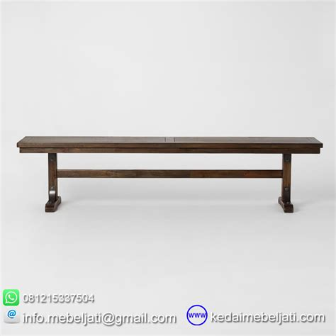 Bangku Laci Pandan Jati Tempat Duduk Mebel Jepara Furniture bangku antik kayu jati model klasik country dari kedai mebel jati jepara