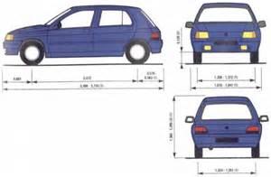 Renault Clio Dimensions The Blueprints Blueprints Gt Cars Gt Renault Gt Renault