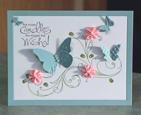Pretty Handmade Cards - top 30 cool birthday card ideas and images 9 happy birthday