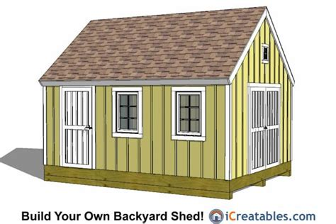 12 X16 Shed Plans by Loen Shed Free 12x16 Shed Plans 8x4