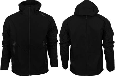 Jaket Hoodie Polos No Resleting Hitam ryu hoodies fall 2012 collection