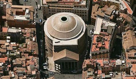 cupola pantheon roma pantheon rome inexhibit