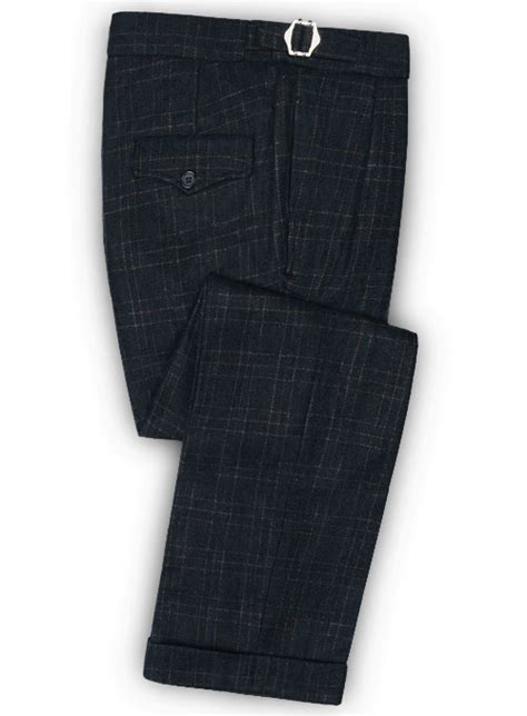 Navy Background Check Vintage Jones Navy Checks Tweed Makeyourownjeans 174 Made To Measure Custom