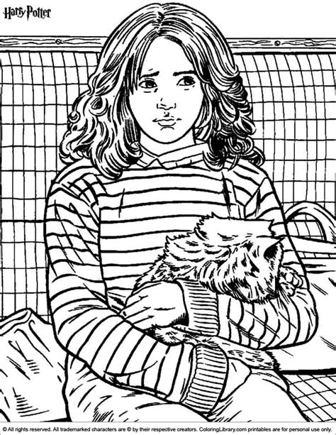harry potter coloring book buy 1000 images about harry potter coloring on