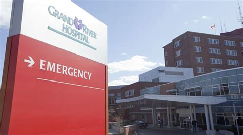 Grand River Hospital In Kitchener by 68 Grand River Hospital Budget Cuts Include