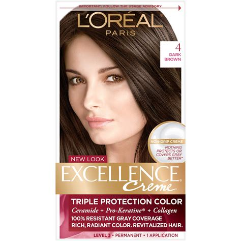 coloring l oreal hair color unique l oreal garnier color sensation 30 2014 24 best of l l oreal excellence creme hair color 4 brown