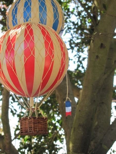 Large Air Balloon Decorations by Air Balloon Decor Quot Fly Away With Me Quot