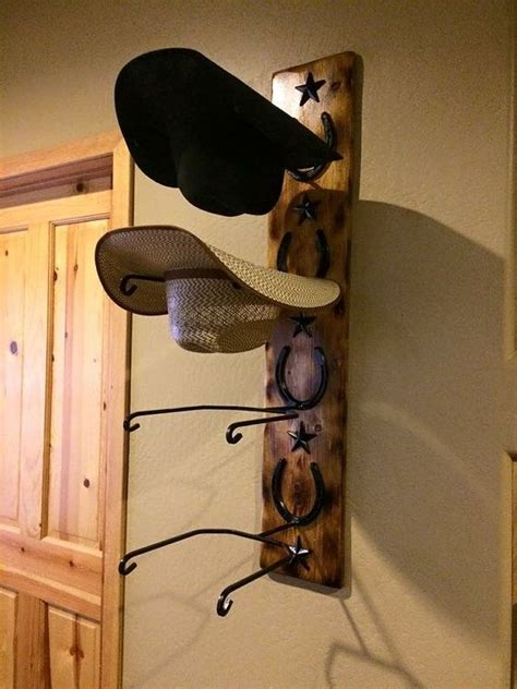Unique Hat Rack by 25 Unique Cowboy Hat Rack Ideas On Cowboy Hat