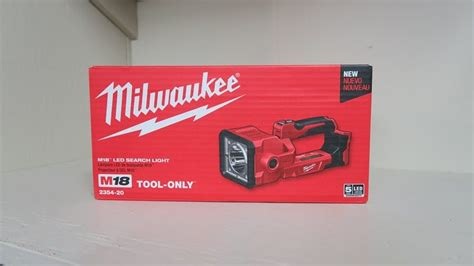 Milwaukee Search Milwaukee Search Light M18 Led Light Tools In