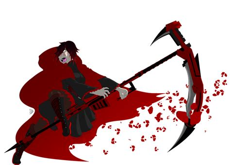 Kaos Anime Rwby Ruby 02 rwby this will be the day ruby by darkesper on deviantart
