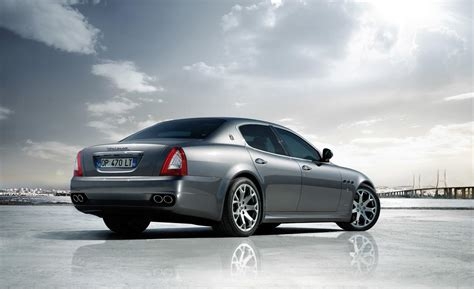 Maserati Quattroporte 2012 by Car And Driver