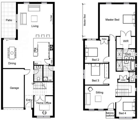exles of floor plans sle floor plans 2 story home fresh sle house plans home design ideas new home plans design