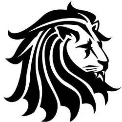 download lion vector image free