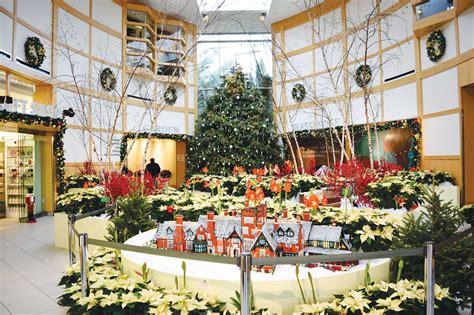 Cleveland Botanical Garden A Holiday Hotspot The Observer Cleveland Botanical Gardens