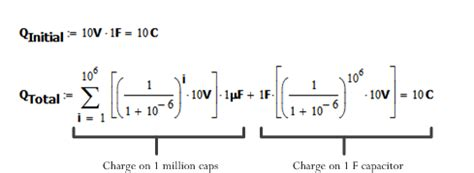 capacitor charge conservation capacitor conservation of charge 28 images homework 2 the capacitor puzzle that got me my