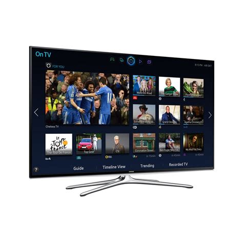Tv Led Wifi samsung ue50h6200 50 quot smart hd freeview hd led tv with built in wi fi samsung from