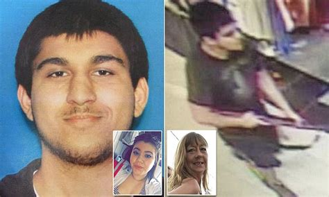 teachers aide arrested after video of attack emerges washington mall shooting suspect is arrested after manhunt