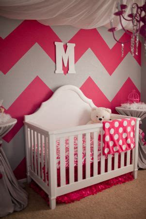 hot pink paint colors for bedrooms the wall color is 17 best images about baby baby room pink and silver on