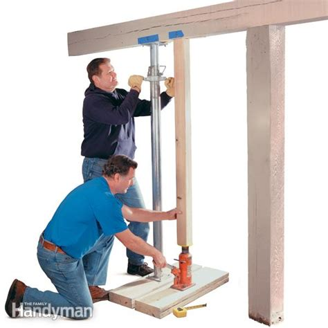basement jacks chic idea basement floor jacks impressive on columns