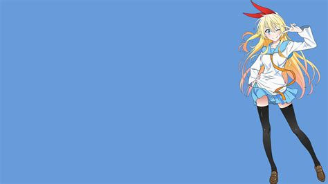 wallpaper anime nisekoi hd for android nisekoi full hd wallpaper and background 1920x1080 id