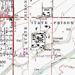 map of florence arizona arizona state prison complex florence az