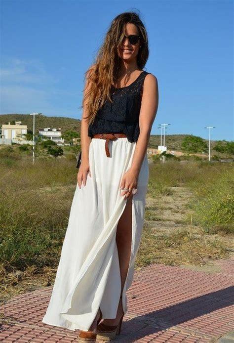 fall winter maxi skirt fashion fashion