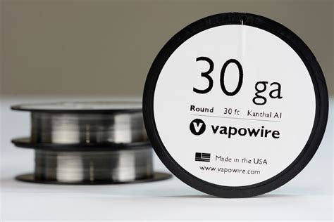 Vaportech Wire Stainless Steel 30 Ft 28 Awg 30 awg kanthal wire in vapeland