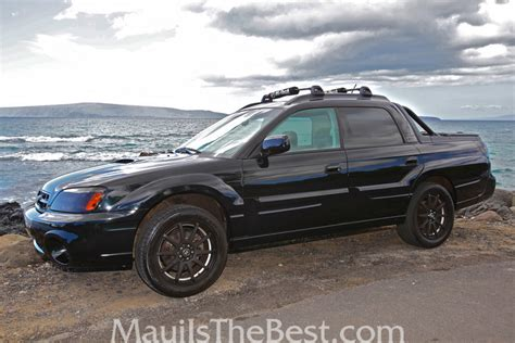 subaru baja lifted 2006 subaru baja information and photos momentcar