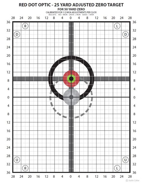 printable scope zeroing targets ar 15 100 yard zero targets newhairstylesformen2014 com