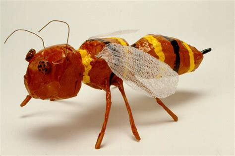 How To Make A Paper Insect - 17 best images about paper mache projects on