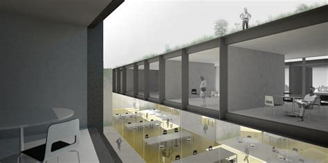 the new school of architecture design by heneghan peng 06