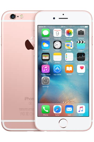 iphone 6s plus 32gb gold deals pay monthly sim free finance offers buymobiles net