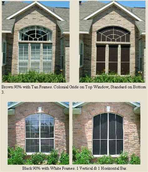 home solar window screens