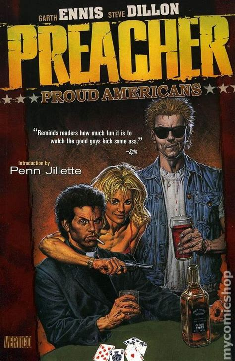 Preacher 3 Book 2010 By Preacher Tpb 1997 2001 Dc Vertigo Comic Books