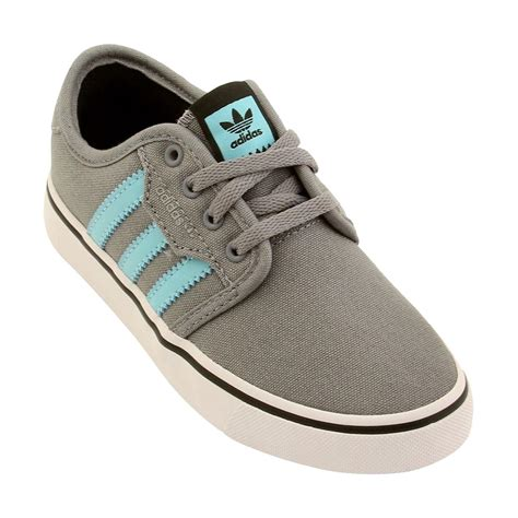 adidas seeley j skate shoe boys ebay