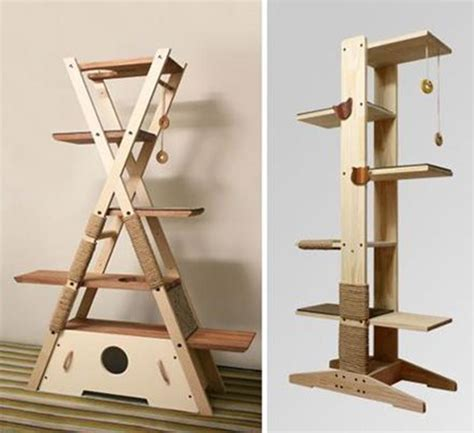 Handmade Cat Tree - diy cat tree nutidvrlistscom cats by