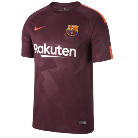 Jersey Barcelona Away Big Size 3xl 17 18 barcelona third away soccer jersey shirt barcelona cheap soccer jerseys store