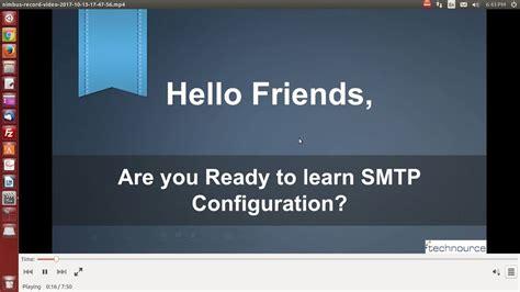 laravel mail tutorial laravel smtp configuration tutorial by technource youtube
